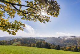 Die Bergwelt von Winterberg